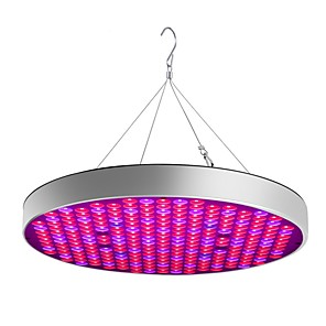 cheap Plant Growing Lights-YWXLIGHT® Grow Light LED Plant Growing Light Full Spectrum 85-265V 50W 4700-4850 lm 250 LED Beads Plant Growing Light Fixture Commercial