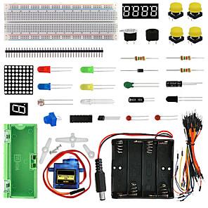 cheap Walkie Talkies-KEYES Basic Component Kit 501B for Arduino Electronic Hobbyists
