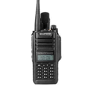 cheap Doorbell Systems-Baofeng® UV-9R Walkie Talkie Waterproof / Conductive 5KM-10KM 2200 mAh 8W Two Way Radio