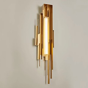 cheap Indoor Wall Lights-LED / Modern / Contemporary Wall Lamps & Sconces Shops / Cafes / Office Metal Wall Light 110-120V / 220-240V 10 W
