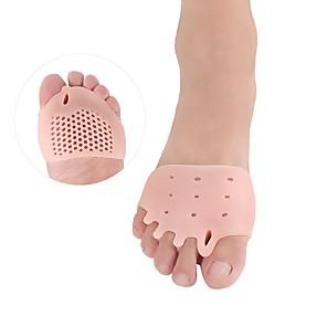 Χαμηλού Κόστους Skin Care-1 Pair Ορθωτικά Πάτος Παπουτσιών Τζελ Μπροστινή Πατούσα Άνοιξη Γιούνισεξ Λευκό / Δερματί