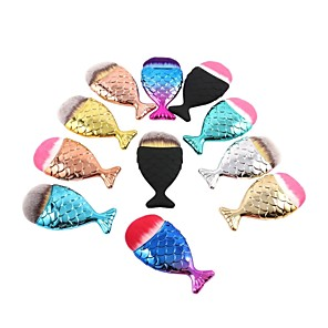 cheap Makeup Brush Sets-1 Piece Makeup Brushes Professional Blush Brush / Eyeshadow Brush / Lip Brush Nylon Plastic