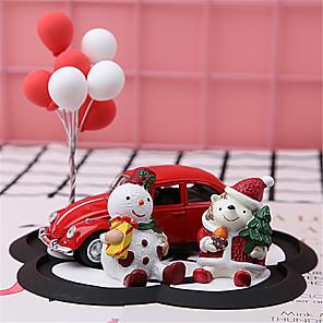 ieftine Pandative Auto & Ornamente-Automotive Pandative Pandantiv și ornamente pentru mașini Desen animat Cauciuc Pentru Παγκόσμιο Toți Anii Παγκόσμιο Adorabil / tip piedestal