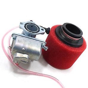 cheap Fuel Systems-Molkt 26MM Carb Color Air Filter Set For Lifan 125 YX140 Loncin 150cc Dirt Pit Bike ATV