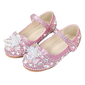 af4abb920065 ADOR® Girls  Shoes PU(Polyurethane) Spring   Fall Flower Girl Shoes Flats