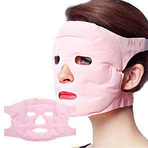 cheap Facial Care Devices-Easy to Carry / Multi Function / Protection Makeup 1 pcs Mixed Material Round Nursing Daily Makeup Multifunctional Portable Skin Lifting Cosmetic Grooming Supplies