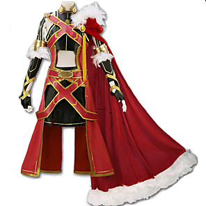 cheap Historical & Vintage Costumes-Inspired by Fate / Grand Order FGO Alexander Iskandar Anime Cosplay Costumes Japanese Cosplay Suits Art Deco Novelty Skirt Corset Cloak For Unisex / More Accessories / More Accessories
