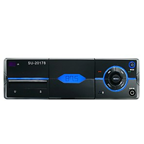 cheap Car DVD Players-SWM SU-20178 ≤2.5 inch 1 DIN Car MP3 Player / SD / USB Support for universal RCA / Support MP3 / WMA / WAV JPEG
