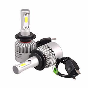 cheap Car Headlights-OTOLAMPARA 72W 9000LM LED Headlight Kit H7 COB For Buick Regal
