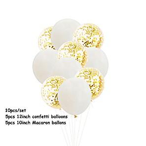 cheap Wedding Decorations-Balloon Emulsion 10pcs Wedding