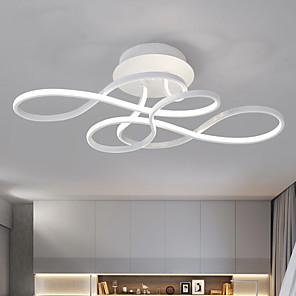 cheap Indoor Wall Lights-1-Light 37 cm New Design Flush Mount Lights Aluminum Novelty Painted Finishes Contemporary / LED 110-120V / 220-240V