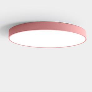 cheap Dimmable Ceiling Lights-1-Light 40 cm Eye Protection / Creative / WIFI Control Flush Mount Lights Metal Acrylic Chic & Modern / Modern 200-240V / FCC