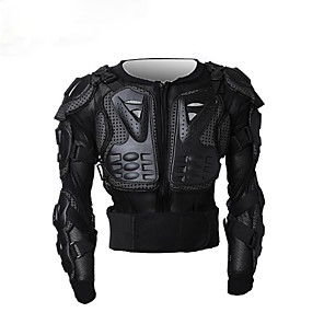 cheap RC Cars-Motorcycle Protective Gear  for Jacket Unisex PVC (Polyvinylchlorid) / Spandex Lycra / Breathable Mesh Collapsible / Protection / Easy dressing