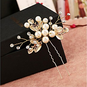 cheap Hair Accessories-Hair Tool / Hair Styling Tools Eco-friendly Material Clips Decorations / Pins Classic / Best Quality 1 pcs Daily / Engagement Party Fashion
