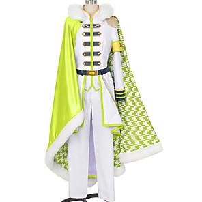 povoljno Anime kostimi-Inspirirana IDOLiSH7 Yuki Anime Cosplay nošnje Japanski Cosplay Suits Jednostavan Klasika Top Hlače Plašt Za Muškarci Žene / More Accessories / Kapa / Kostim / More Accessories / Kapa