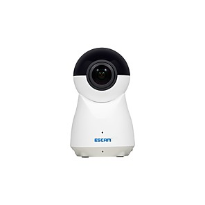 cheap Outdoor IP Network Cameras-ESCAM® QP720 H.265 1080P 720 Degree Panoramic WIFI IP Camera