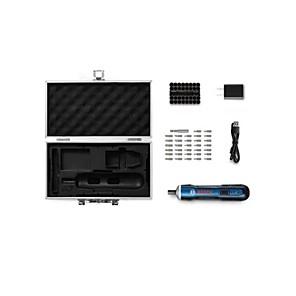 cheap Novelties-Bosch GO Cordless Lithium Electric Screwdriver Driver Exclusive Aluminum Set