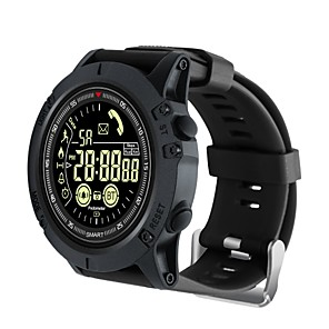 cheap Smartwatches-KUPENG EX17S Men Smartwatch Android iOS Bluetooth Sports Waterproof Calories Burned Long Standby Media Control Pedometer Call Reminder Activity Tracker Sleep Tracker Sedentary Reminder / Alarm Clock