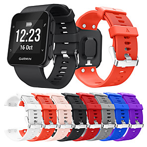 cheap Smartwatch Bands-Watch Band for Forerunner 35 Garmin Sport Band Silicone Wrist Strap