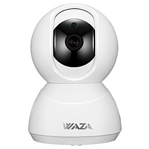 cheap Indoor IP Network Cameras-WAZA SC03 1080p 2MP Home Camera, Indoor IP Security Surveillance System Night Vision Home/Office / Baby/Nanny / Pet Monitor iOS, Android App
