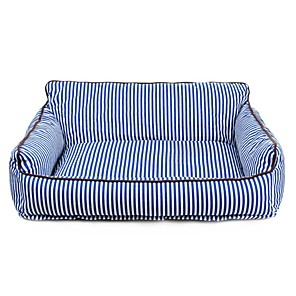 cheap Historical & Vintage Costumes-Dog Cat Mattress Pad Bed Sofa Cushion Bed Blankets Lounge Sofa Portable Warm Soft Pet Mats & Pads Fabric Stripes Red Blue