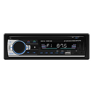 cheap Car DVD Players-SWM 530 ≤3 inch 1 DIN Other OS Car MP3 Player MP3 / Built-in Bluetooth / SD / USB Support for universal RCA / Other Support MP3 / WMA / WAV / Radio / Stereo Radio