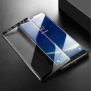 cheap Cell Phones-Samsung GalaxyScreen ProtectorNote 9 High Definition (HD) Front Screen Protector 1 pc Tempered Glass