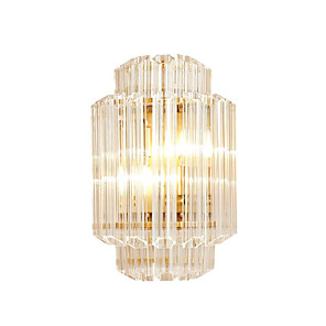 cheap Pendant Lights-QIHengZhaoMing LED / Modern Contemporary Wall Lamps & Sconces Shops / Cafes / Office Crystal Wall Light 110-120V / 220-240V 10 W