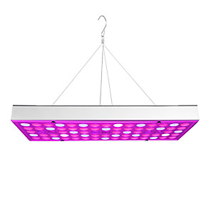 cheap Plant Growing Lights-YWXLight® Grow Light LED Plant Growing Light Full Spectrum Panel Downlight Full Spectrum 25W 75LED AC85-265V Plants Flowers Vegetation AC 85-265V