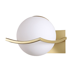 cheap Indoor Wall Lights-Ecolight™ Creative Modern Nordic Style Wall Lamps & Sconces Living Room Bedroom Metal Wall Light IP20 110-120V 220-240V 60 W