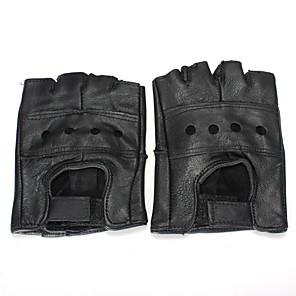 povoljno Motociklističke rukavice-Half-prst Muškarci Moto rukavice Kravlja koža Prozračnost / Otporno na nošenje / Protective