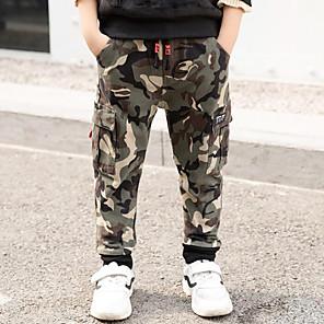 vestibilit/à ampia Pantaloni da scuola per ragazzi 4-14 anni Zeco