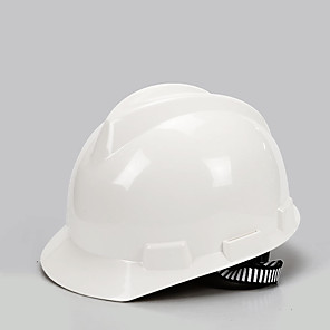 cheap Security Accessories-Safety Helmet for Workplace Safety Supplies ABS Anti-shock Breathable Flood Prevention Anti-piercing Insulation
