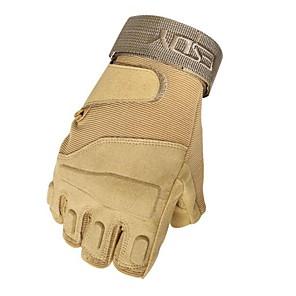 povoljno Motociklističke rukavice-Half-prst Muškarci Moto rukavice Koža Otporno na nošenje / Ne skliznuti