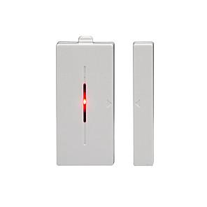 Недорогие Системы оповещения о взломе-Платформа датчика двери и окна oem cd100 фабрики 433 Гц для внутреннего