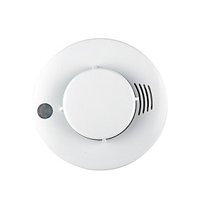 cheap RC Cars-Factory OEM JA-5198A Smoke & Gas Detectors 315 Hz for Indoor 85dB