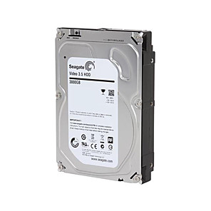 cheap Outdoor IP Network Cameras-Seagate® 3TB Surveillance HDD 3.5 SATA 6Gb/s DriveST3000VM002
