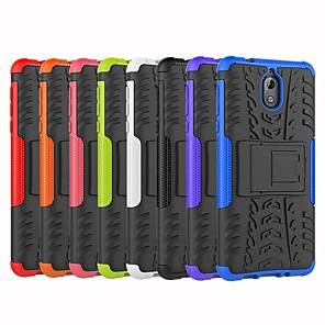 cheap Other Phone Case-Case For Nokia Nokia 8 / Nokia 7.1 / Nokia 6 Shockproof / with Stand Back Cover Armor Hard PC