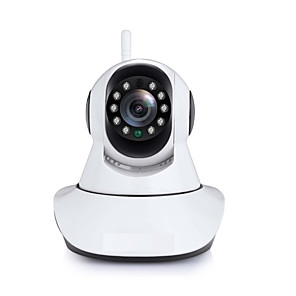 cheap Indoor IP Network Cameras-DIDSeth® 1MP IP Camera Indoor Support 64 GB PTZ CMOS Wireless Day Night Motion Detection