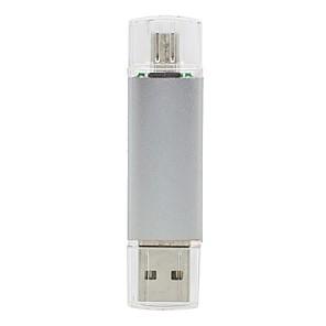 cheap Ethernet Cable-Ants 128GB usb flash drive usb disk USB 2.0 / Micro USB Metal Shell irregular Covers OTG Micro USB