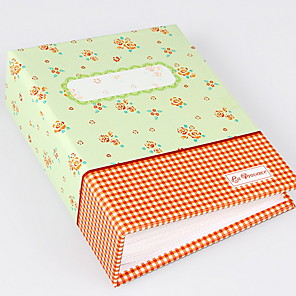 cheap Photo Albums-Novelty / Family Casual Rectangular For Home / Multifunction Photo Albums