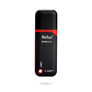 Недорогие Мобильные телефоны-Netac 128GB флешка диск USB USB 3.0 Пластиковый корпус Кубический Защита от влаги / Зашифрованный / Ударопрочный U903