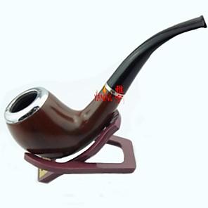 Недорогие Статуетки-Курительная трубка деревянный Традиционный Простой Табак и масло