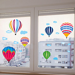 cheap Wall Stickers-Decorative Wall Stickers - Plane Wall Stickers Shapes Living Room / Bedroom / Bathroom