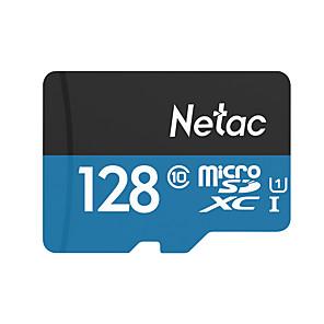 cheap USB Chargers-Netac 128GB memory card UHS-I U1 / Class10 P500