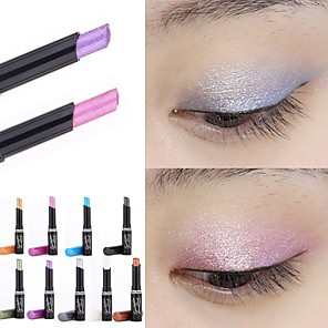 cheap Eyeshadows-8 Colors Eyeshadow Matte Shimmer Women 1 pcs Makeup Cosmetic EyeShadow Daily Makeup Halloween Makeup Party Makeup Professional Multifunctional Comfortable Cosmetic Grooming Supplies