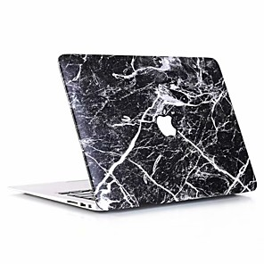 """cheap Mac Accessories-MacBook Case Marble PVC(PolyVinyl Chloride) for New MacBook Pro 15-inch / New MacBook Pro 13-inch / New MacBook Air 13"""" 2018"""