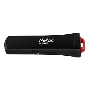 cheap TWS True Wireless Headphones-Netac 32GB usb flash drive usb disk USB 2.0 / Micro USB Plastic Shell Cuboid Encrypted U208S