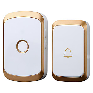 cheap Doorbell Systems-Factory OEM Wireless One to One Doorbell Music / Ding dong Non-visual doorbell