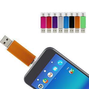 Недорогие USB флеш-накопители-муравьи 64gb USB флэш-накопитель USB-диск USB 2.0 128g микро USB металлическая оболочка нерегулярные крышки